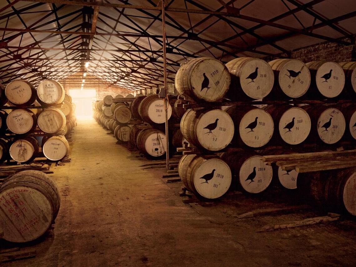 古典威士忌 原味的醇淨