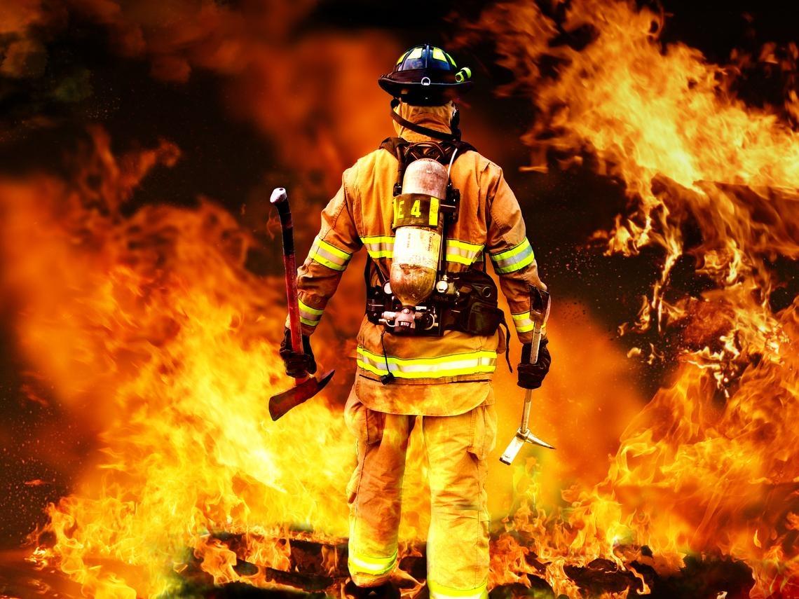缺裝備、超爆肝  消防員被迫殉職?