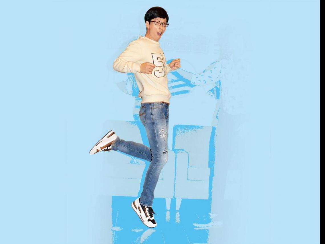 韓國大叔劉在錫 亞洲最有「梗」的綜藝天王