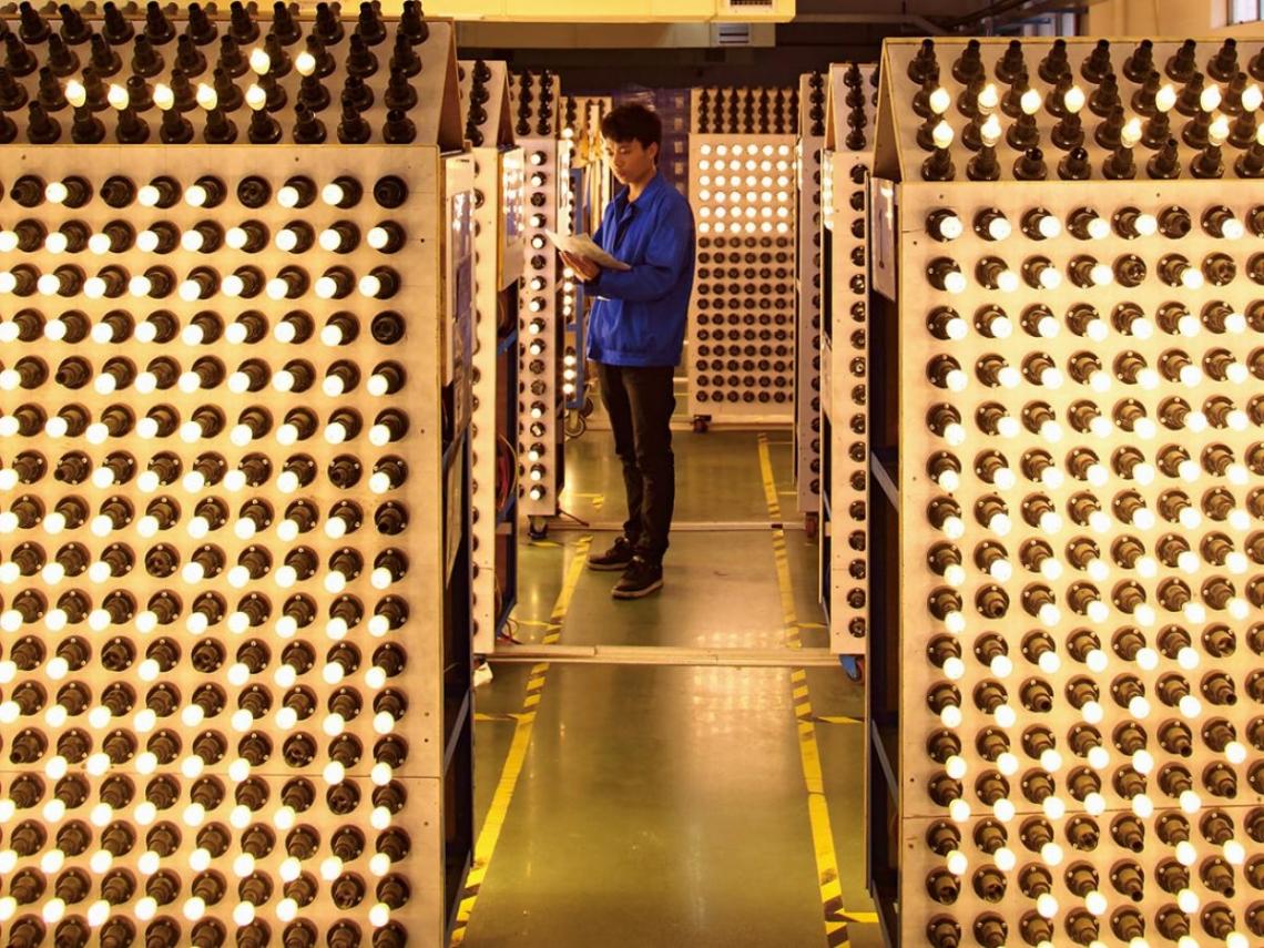 台灣文青四年打造中國LED新龍頭