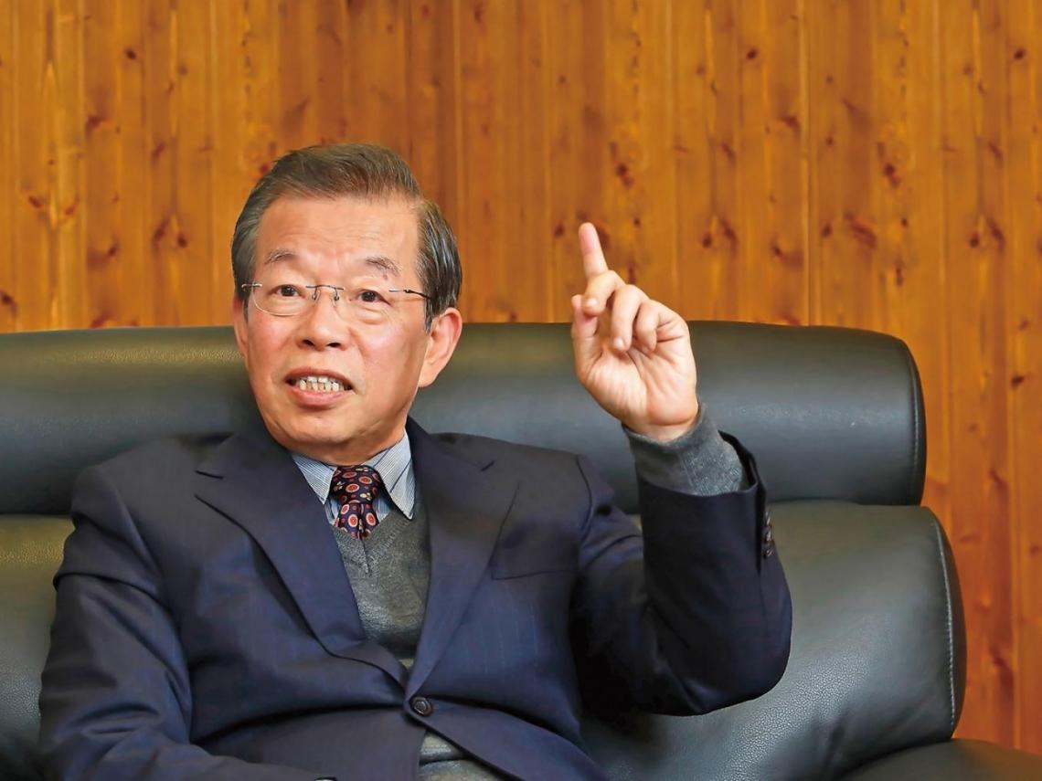 謝長廷:憲改要以全民共識為優先