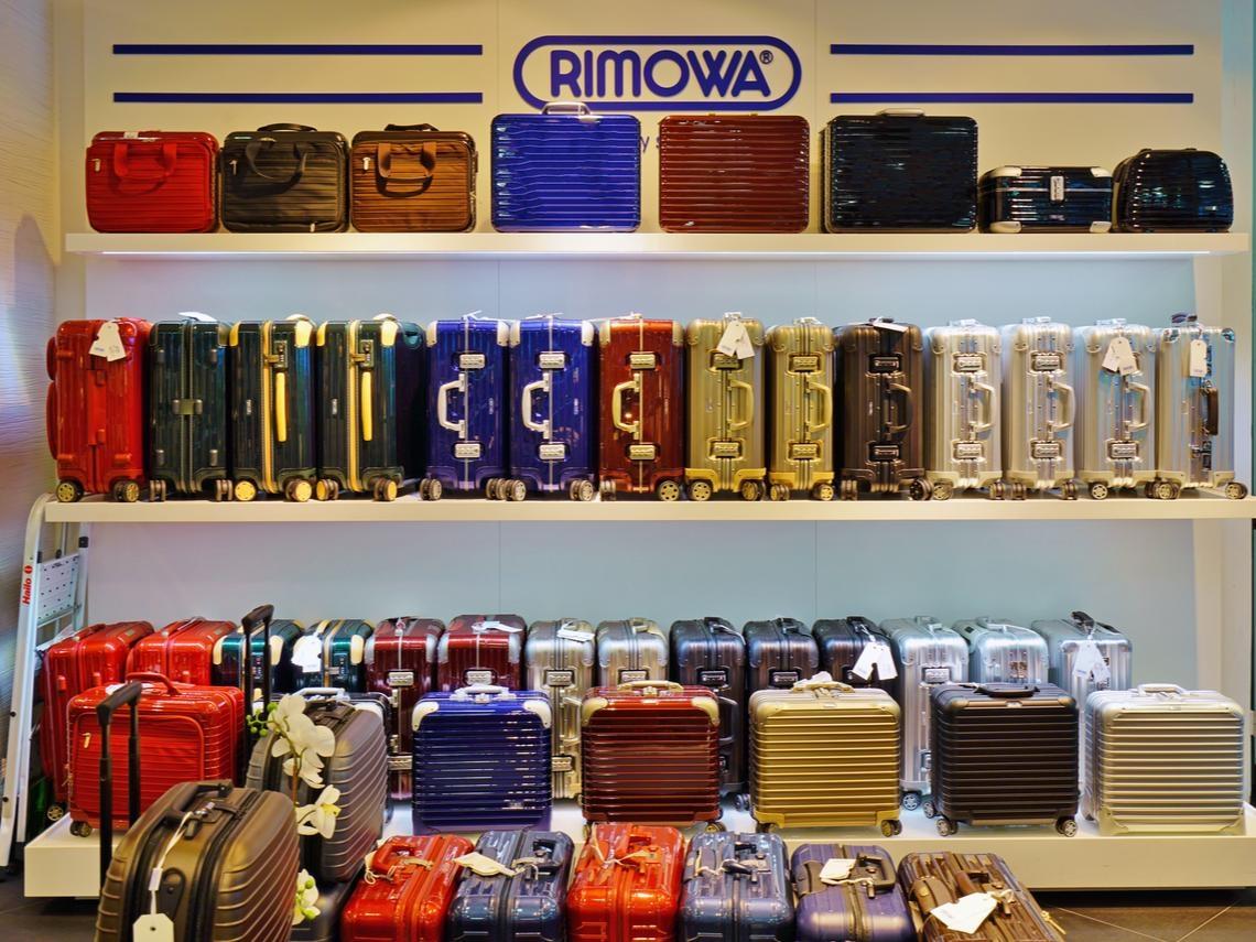 RIMOWA行李箱,看見自我風格