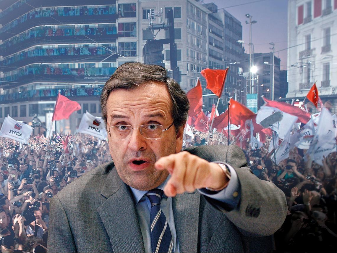 希臘豪賭 將喚醒歐債危機怪獸?
