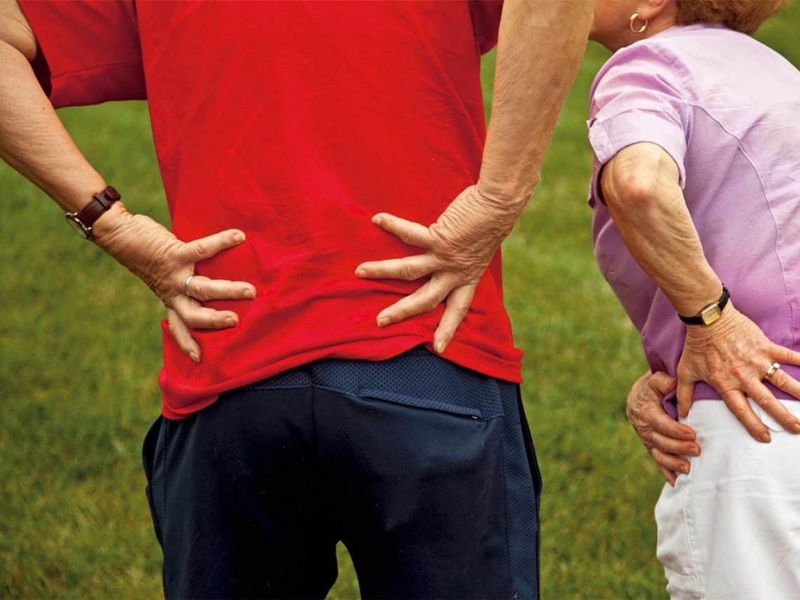 骨質疏鬆症也是失智警訊