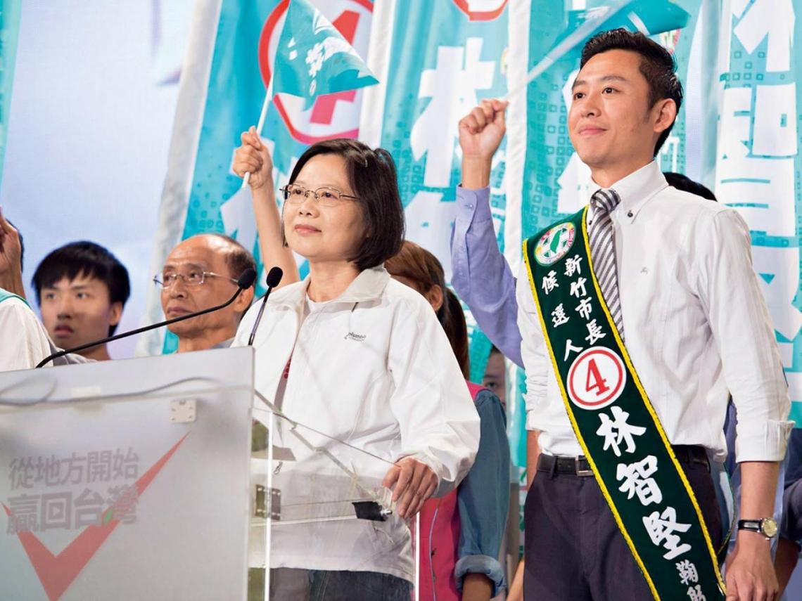 青壯世代出馬 KO政治老面孔