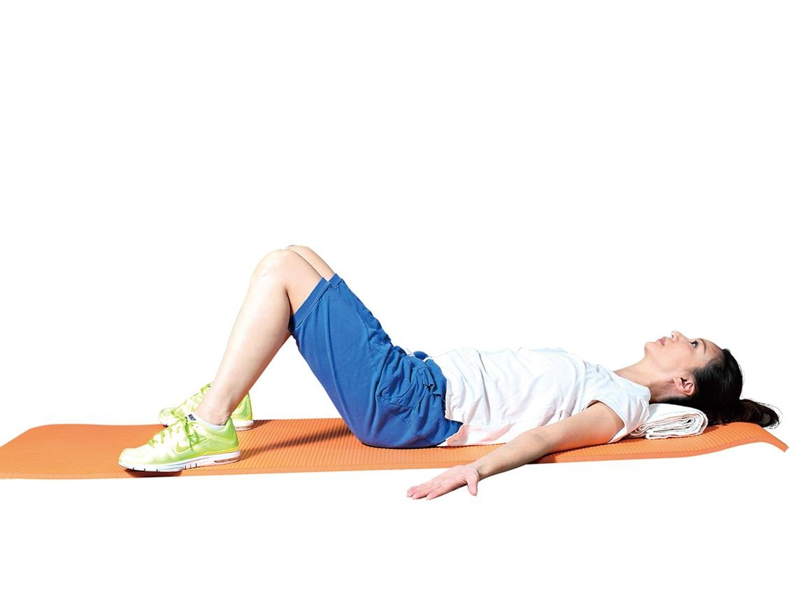 練肌力 讓你逆齡10歲