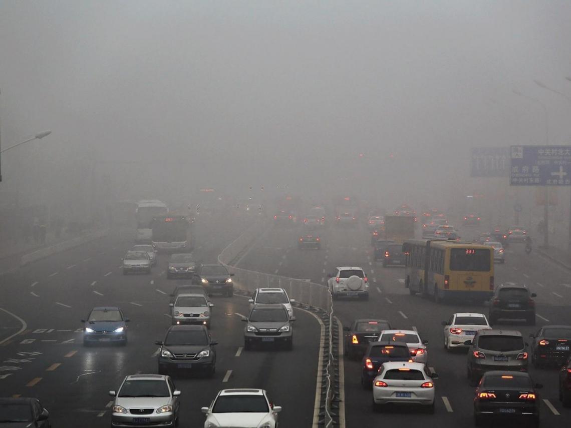 汙染指標一國兩制 台空氣「比港髒」