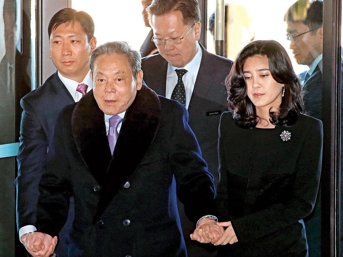 韓國要打匯率硬仗 不如搞定財閥