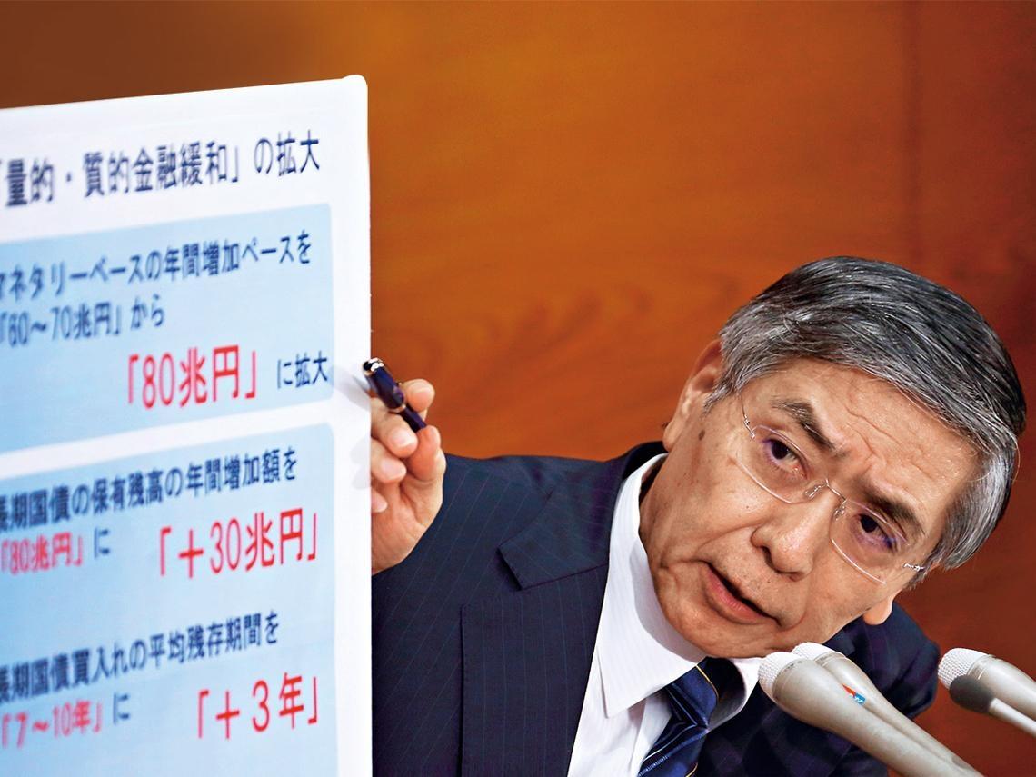 日本猛推QQE  葫蘆裡賣什麼藥?