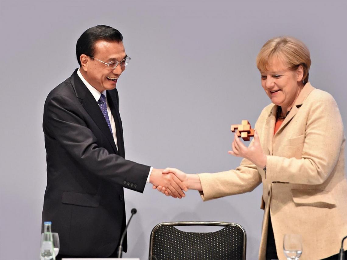 經濟重挫 是德國迫歐洲改革良機?
