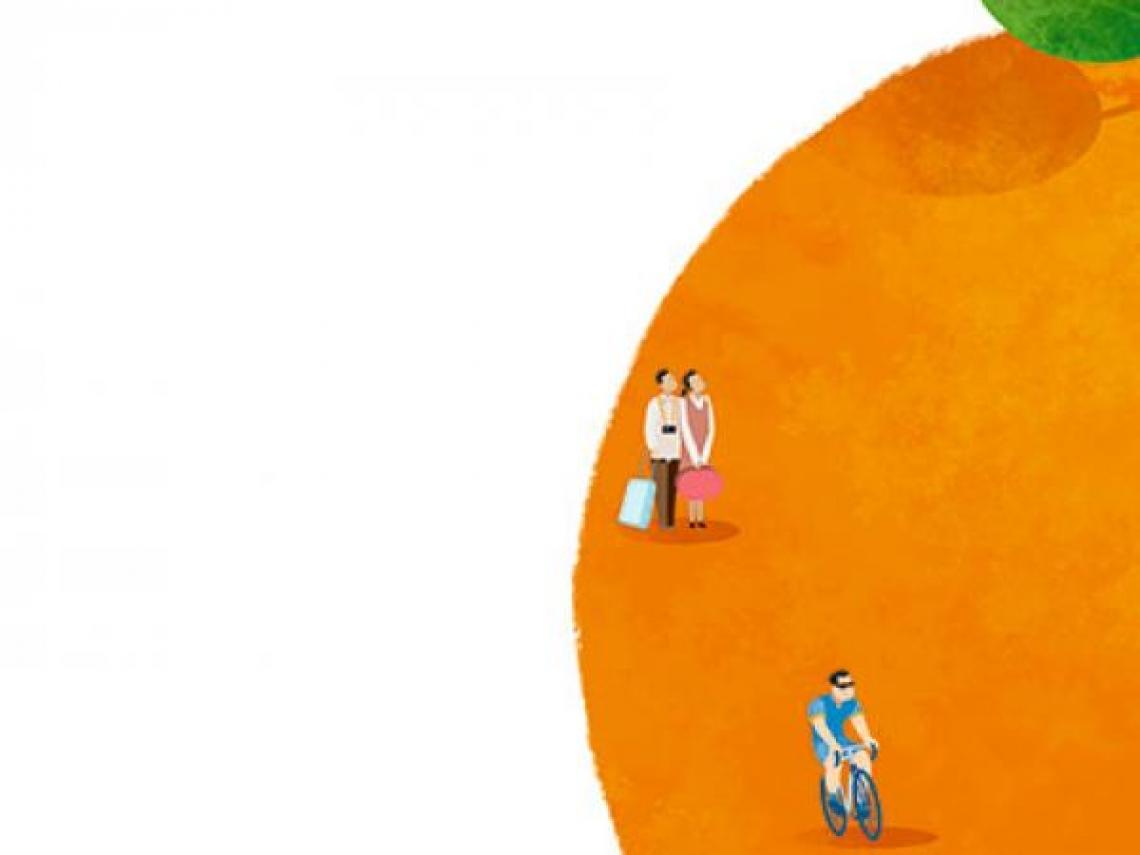橘色商機(摘)