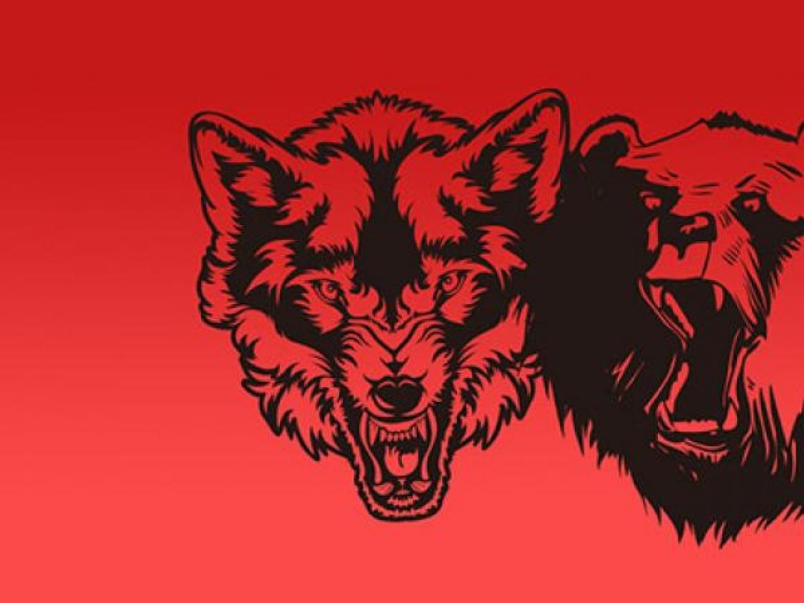 豺狼與黑熊的戰爭