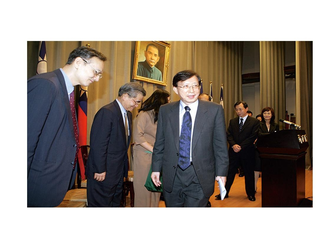左右國家科技人才 劉兆玄是幕後推手