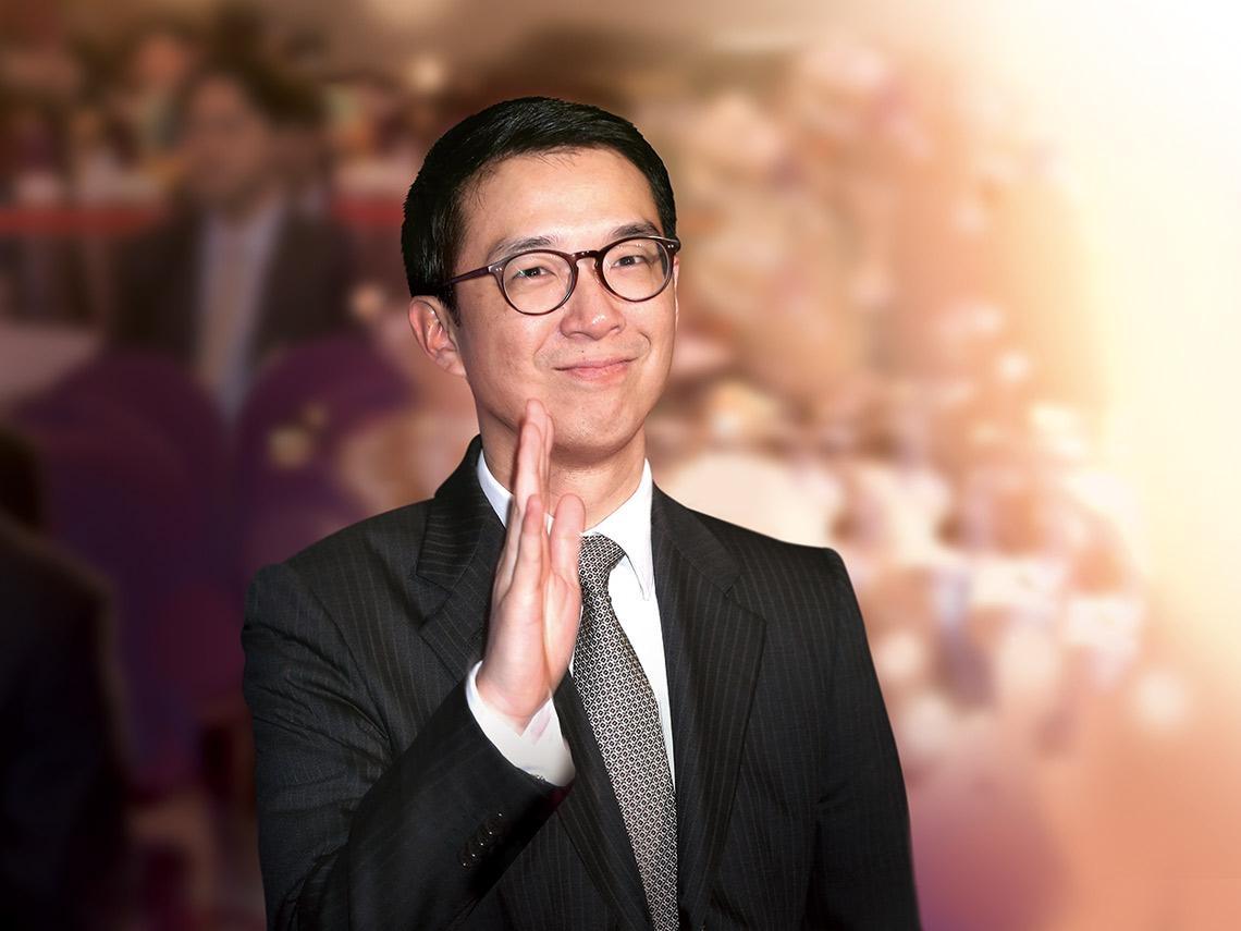 台灣首富家族接班人 蔡宗翰