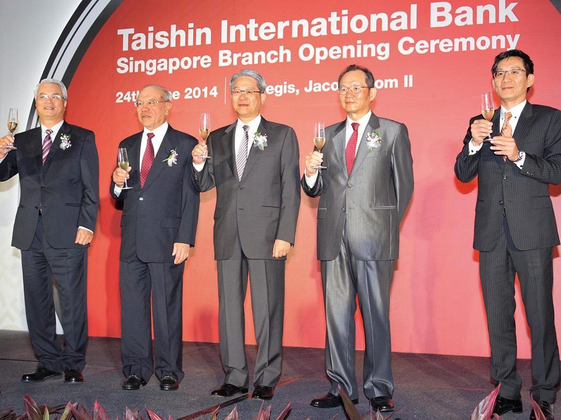 台資銀行新加坡突圍 靠東協台商