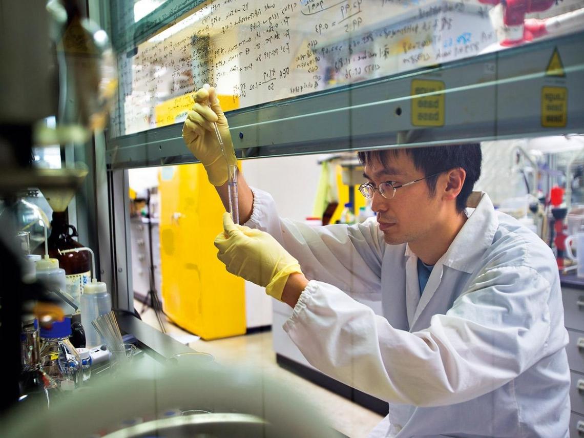 台灣生技業 搭上抗癌新藥列車