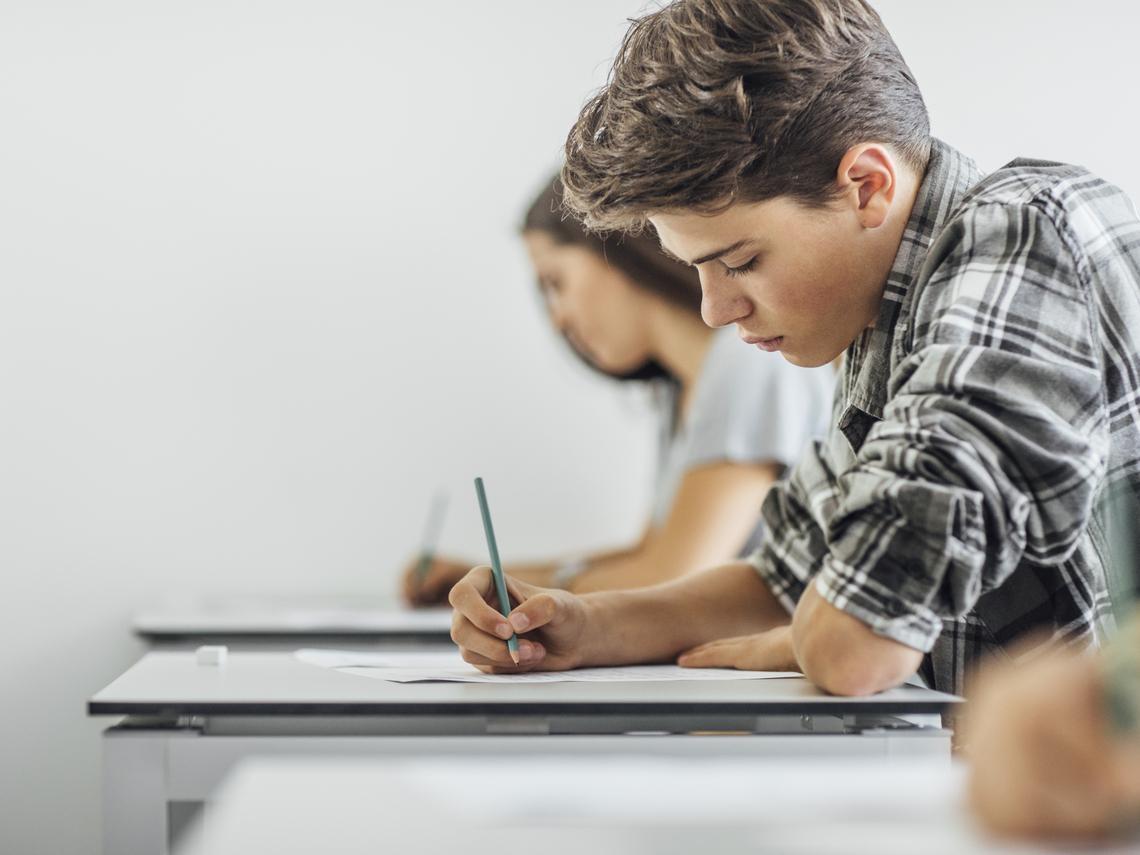 比八股作文不如抽籤 高中特招名額應降至15%
