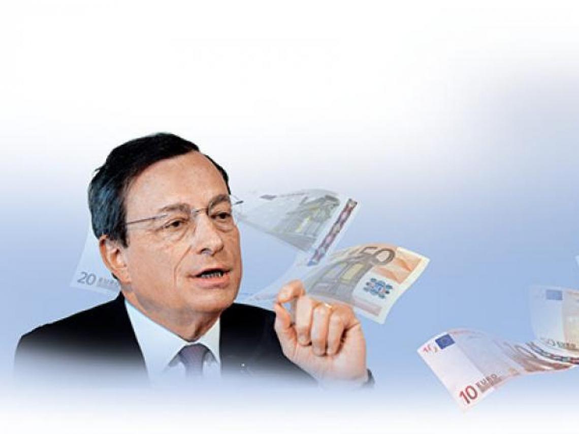 歐洲祭出負利率猛藥 能擺脫通縮困境?