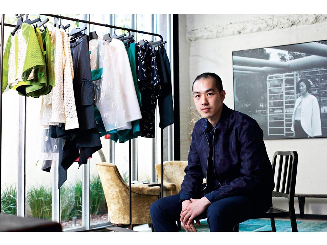 陳劭彥孵品牌  勇闖倫敦時尚圈