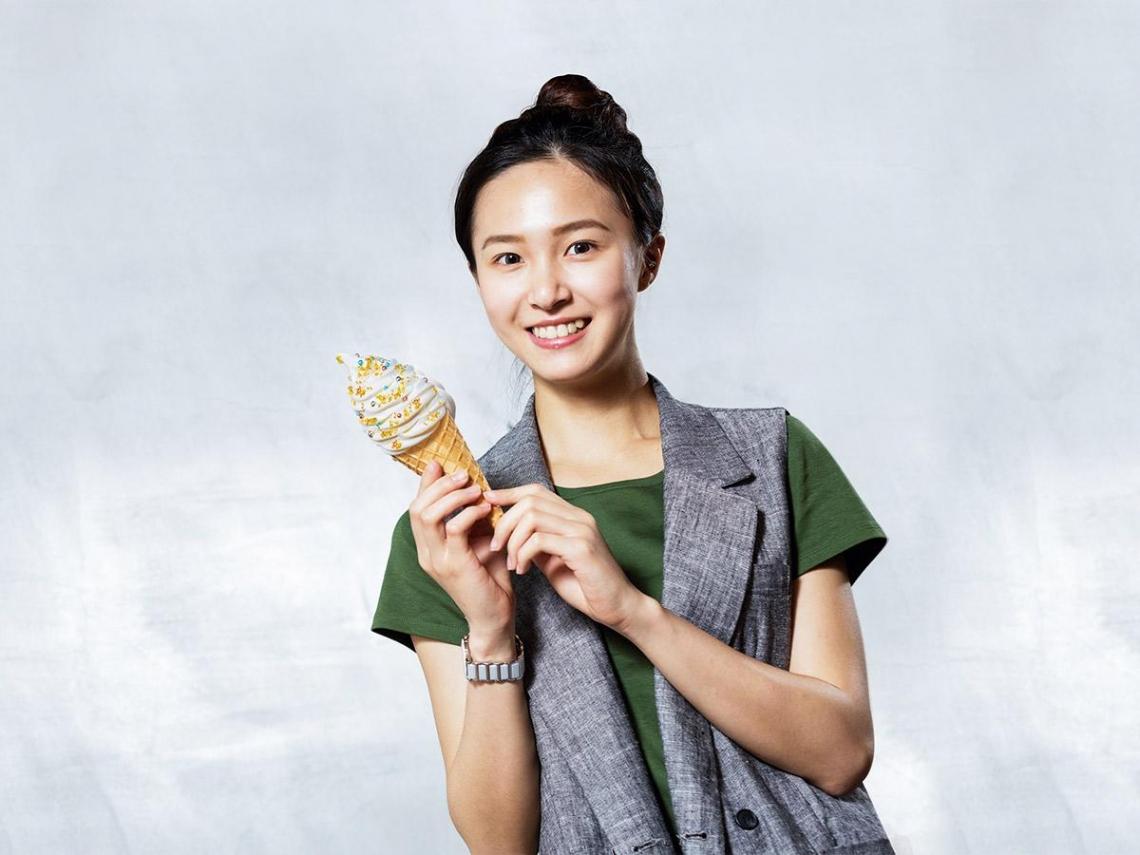 來吃 霜淇淋吧!