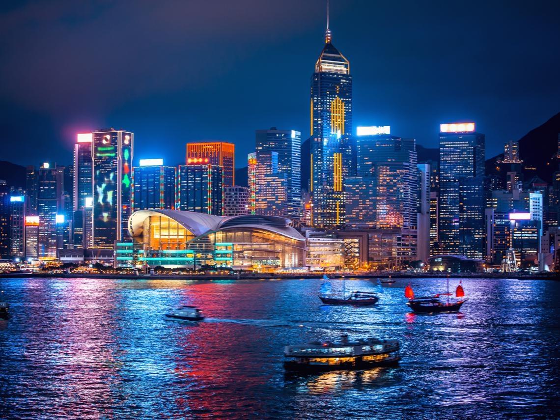 政爭殺到香港 金融太子黨人人自危