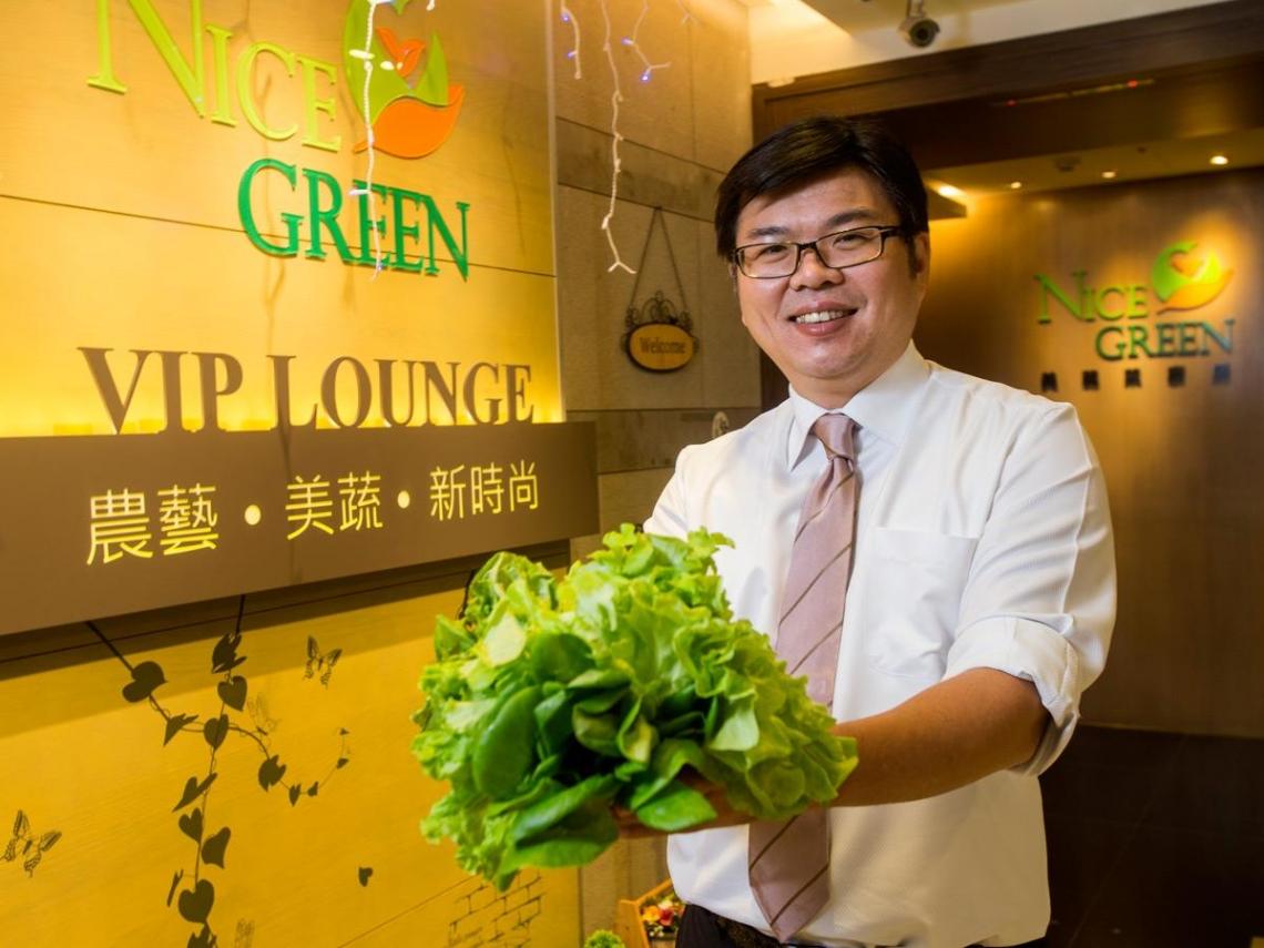 百貨超市蹲點三年 攻下台灣第一品牌