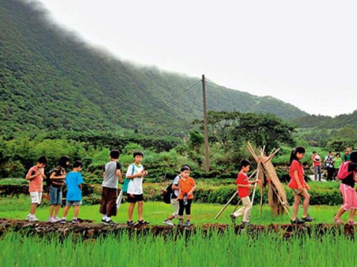 小小台灣 守護地球最前線