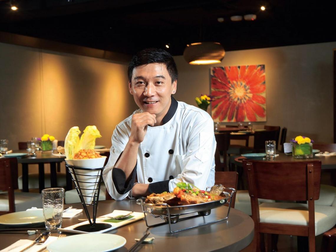 滋味無窮的創意泰國菜