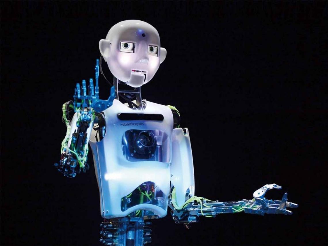 科技大未來 機器人全面入侵