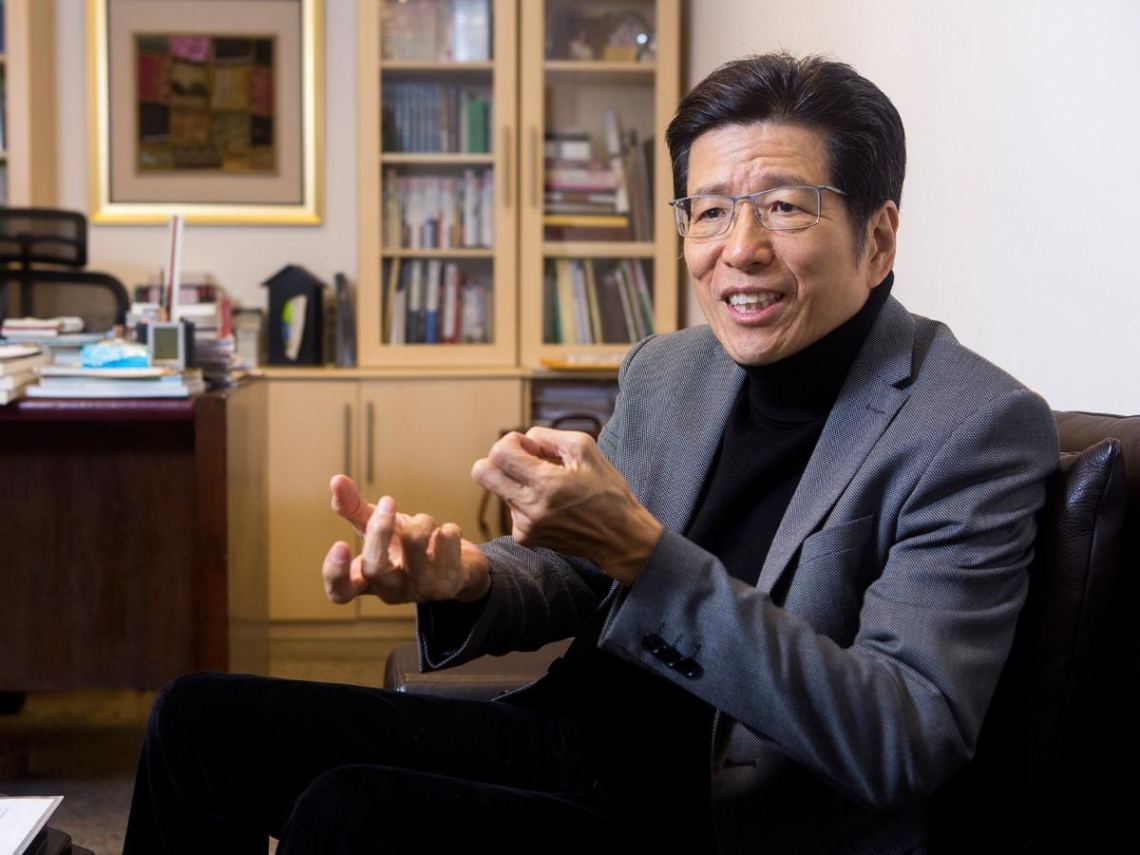 嚴長壽:我對台灣教育感到很著急