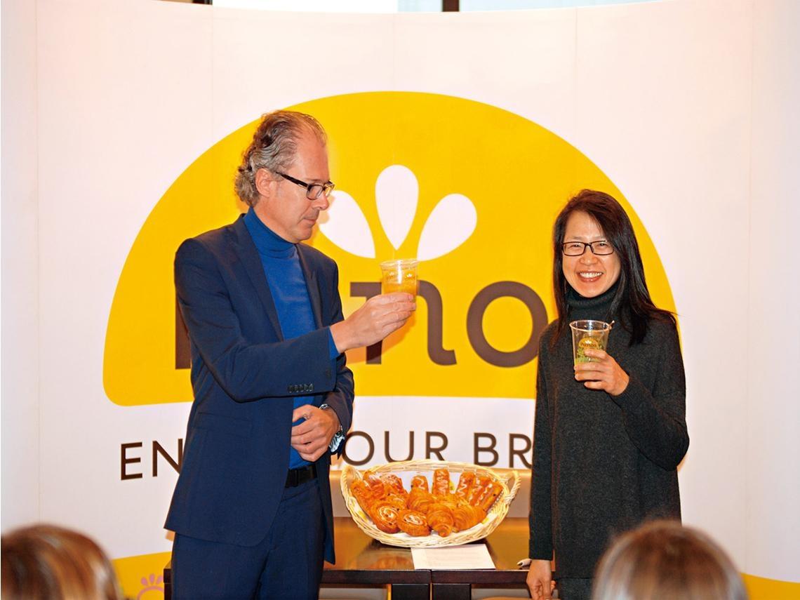 芒果冰教母創新再出發 台灣水果冰沙進擊歐洲