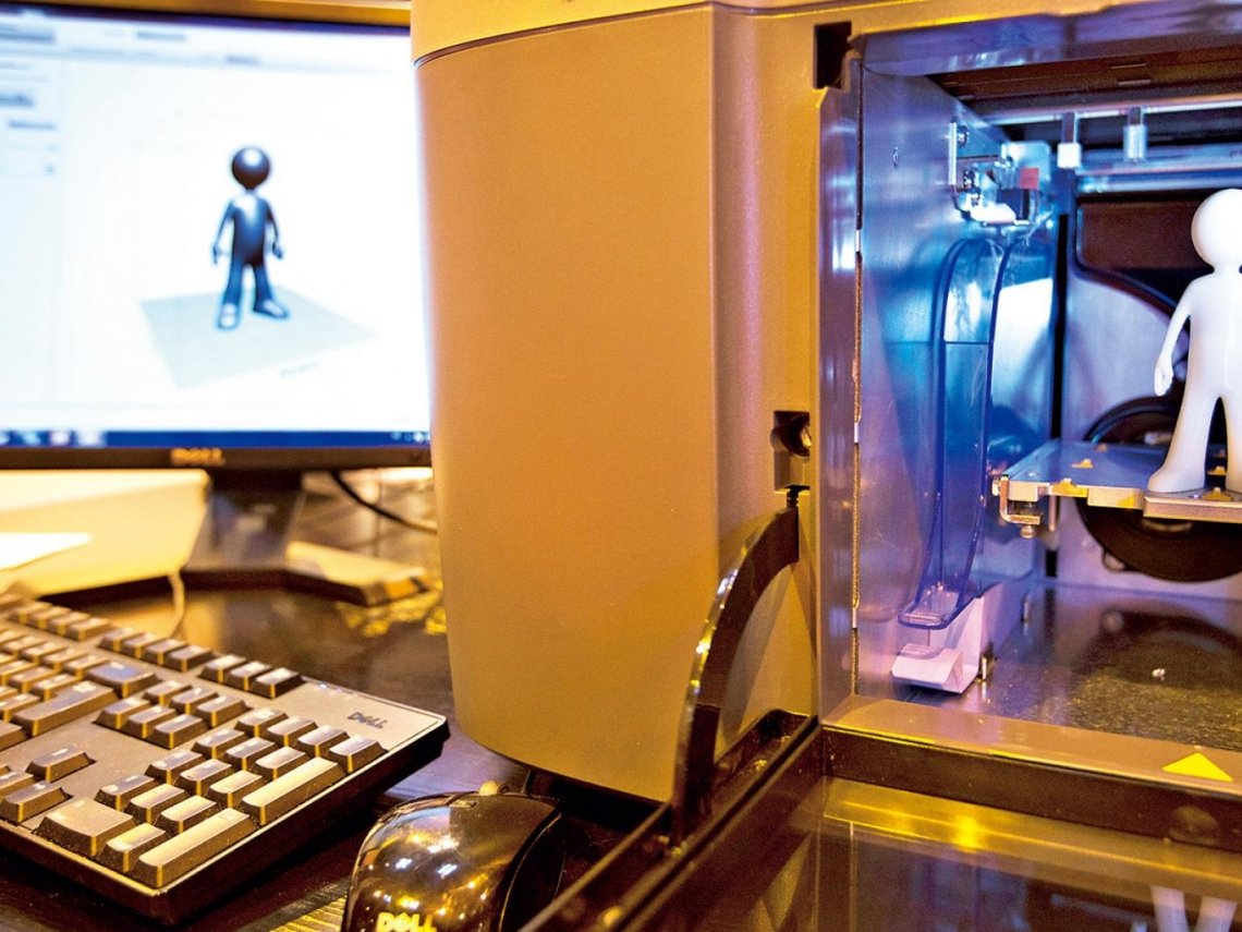 3D列印十億美元訂單 都在他們手上