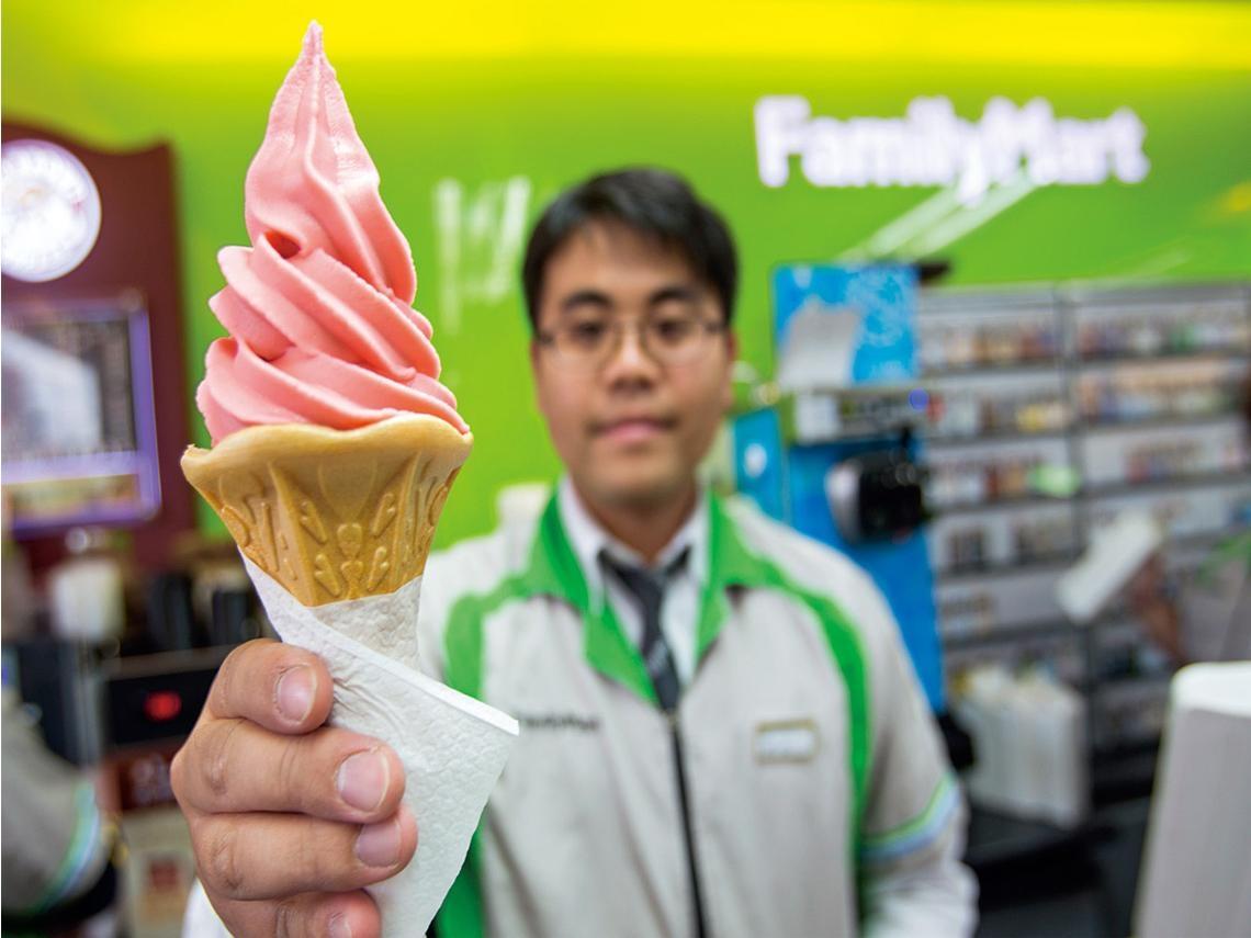 霜淇淋憑什麼熱賣一整年?