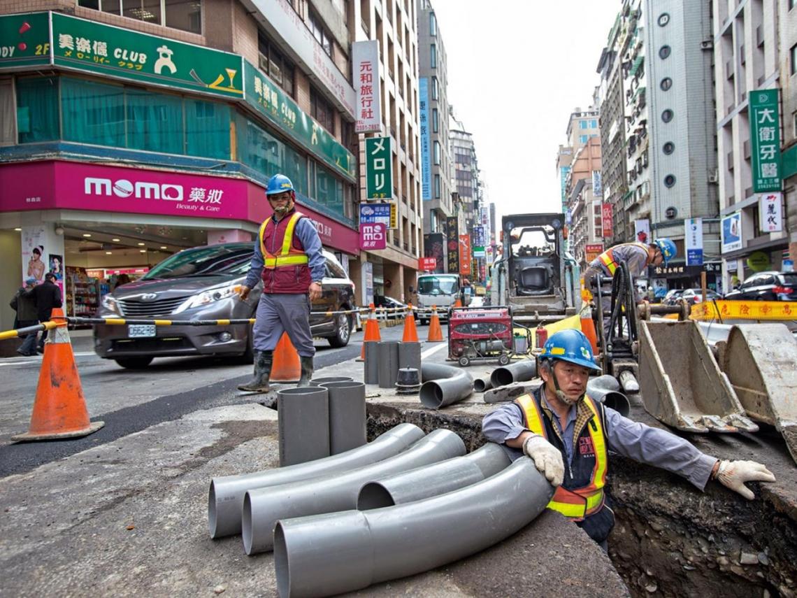 馬路挖不停 設共同管道很難嗎?