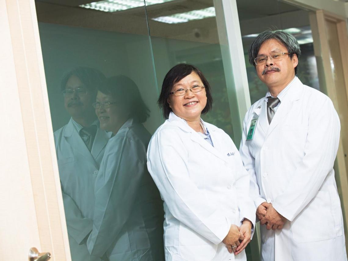 陳永綺 打造醫病對話橋樑的推手