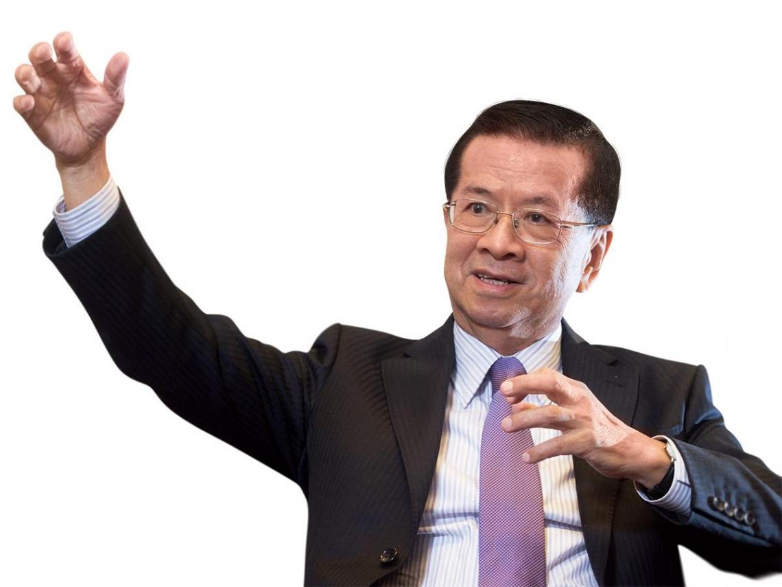 徐重仁:企業不能只看利潤,「讓利」是我們的共識