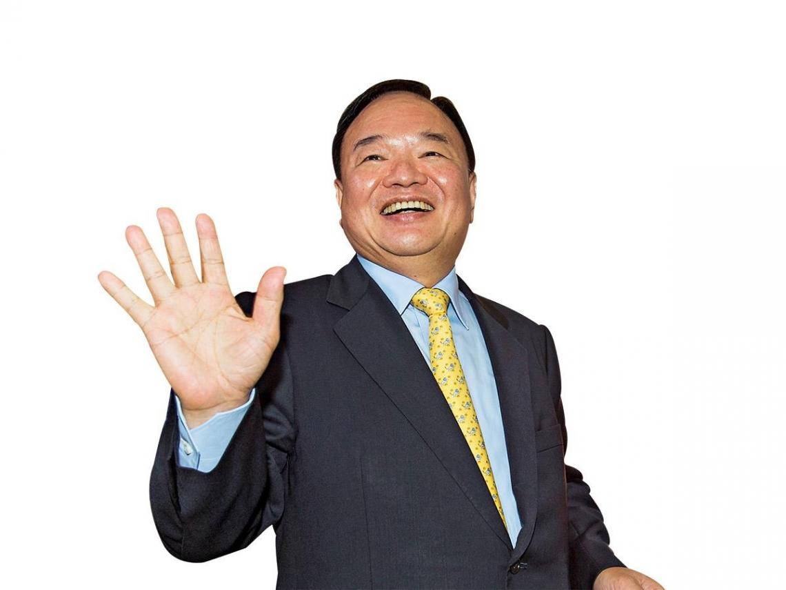 林敏雄不與人爭 收拾戰場成最後贏家