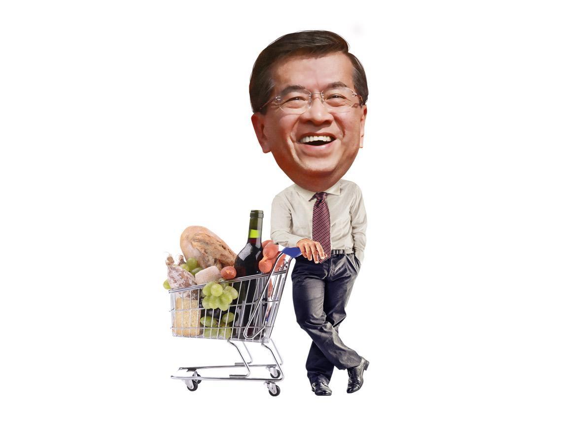 日本永旺超市   不甘只做「展示廳」