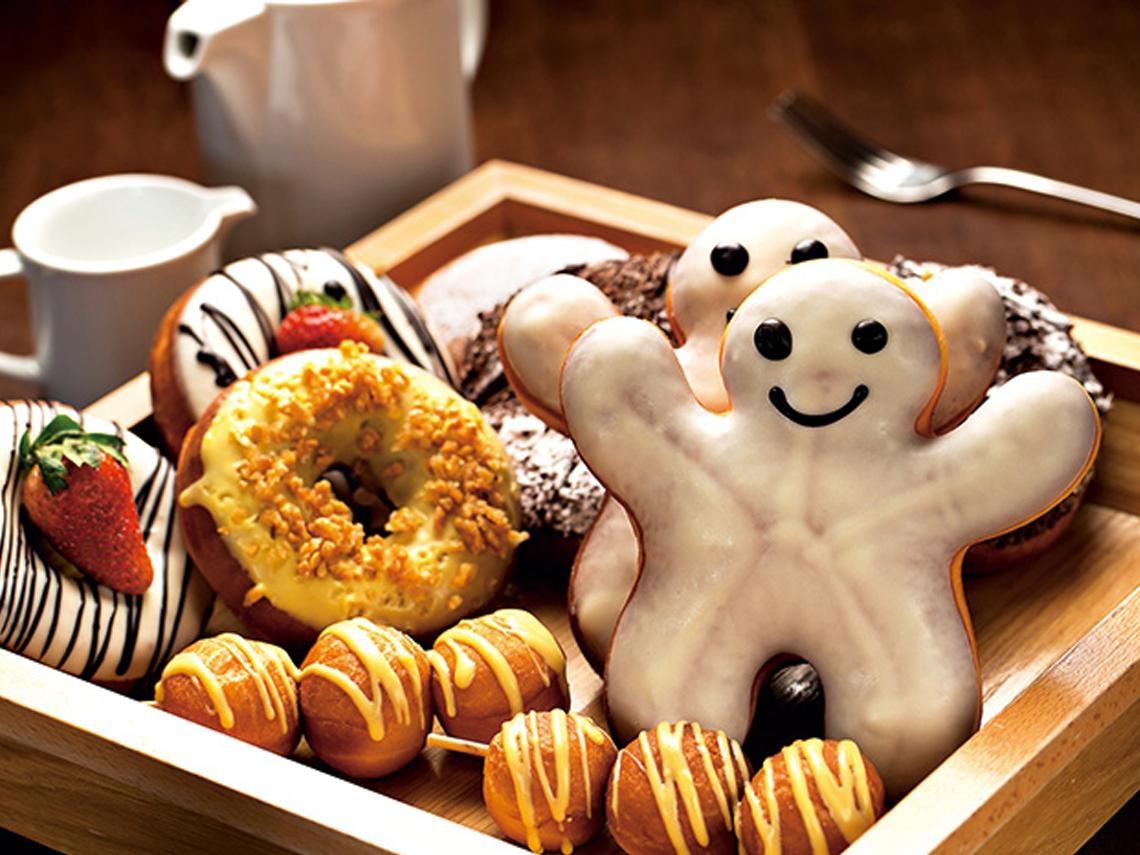 甜甜圈大戰