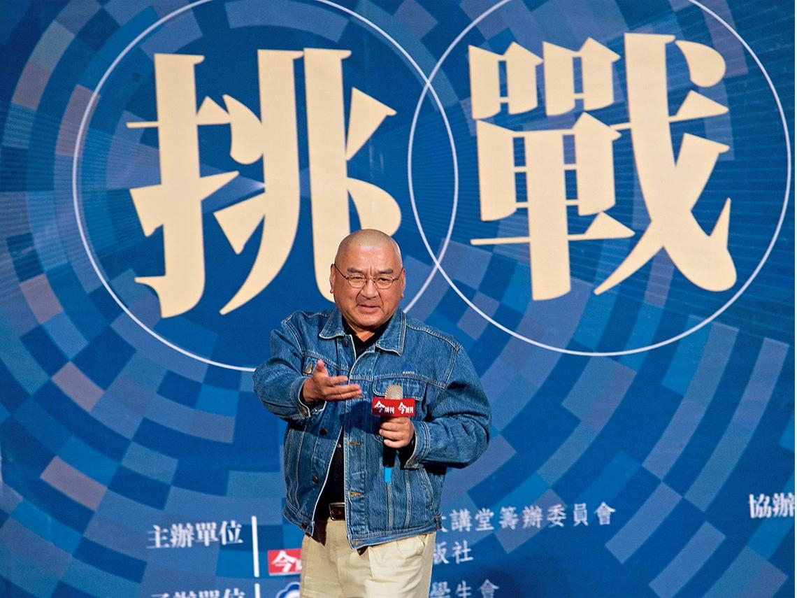 潤泰集團總裁 尹衍樑:幫人解決難題 就是彰顯自己的價值