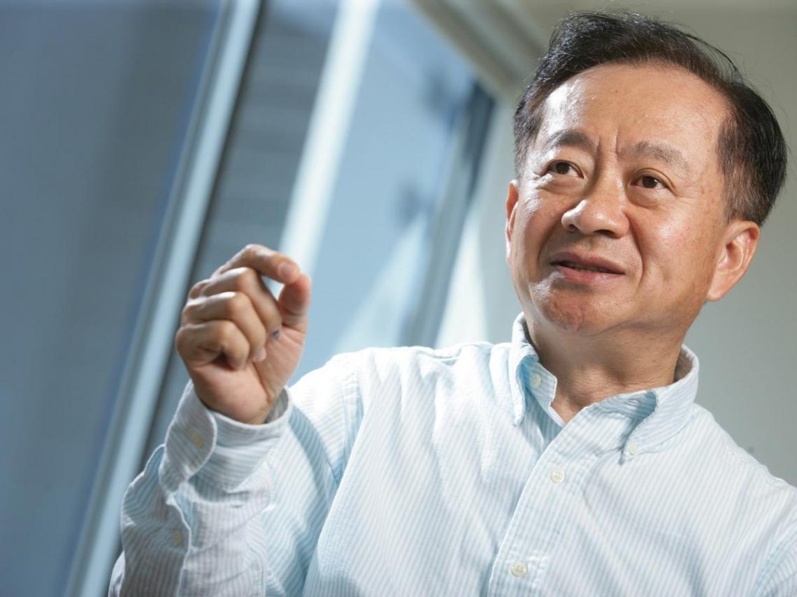 蔣尚義:我答應張忠謀 不會傷害台積電