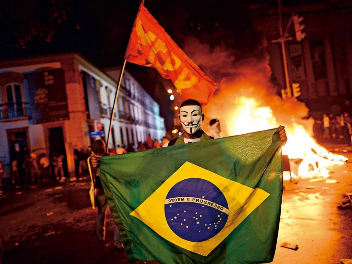 巴西能否藉奧運經濟再起?