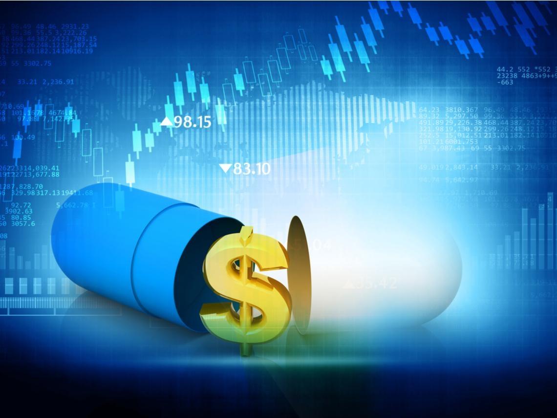 一顆藥帶動股價飆漲的祕密