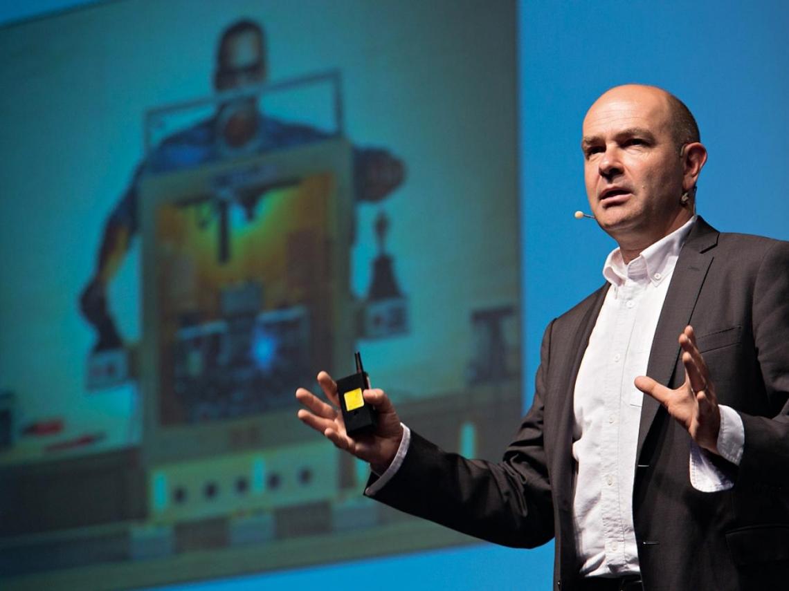 克里斯安德森:要創新就不怕犯錯