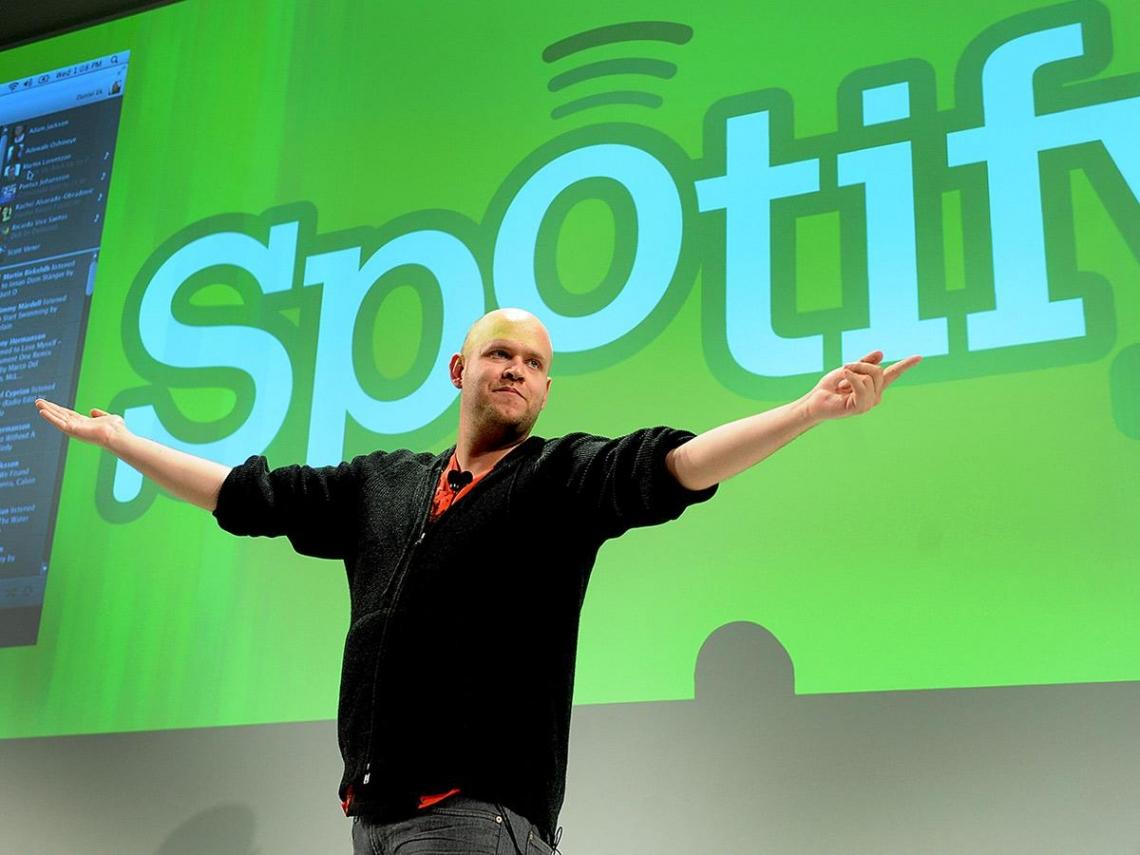 30歲瑞典天才 把全世界音樂變免費