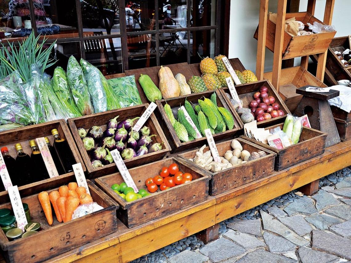 蔬食趣 吃乎健康