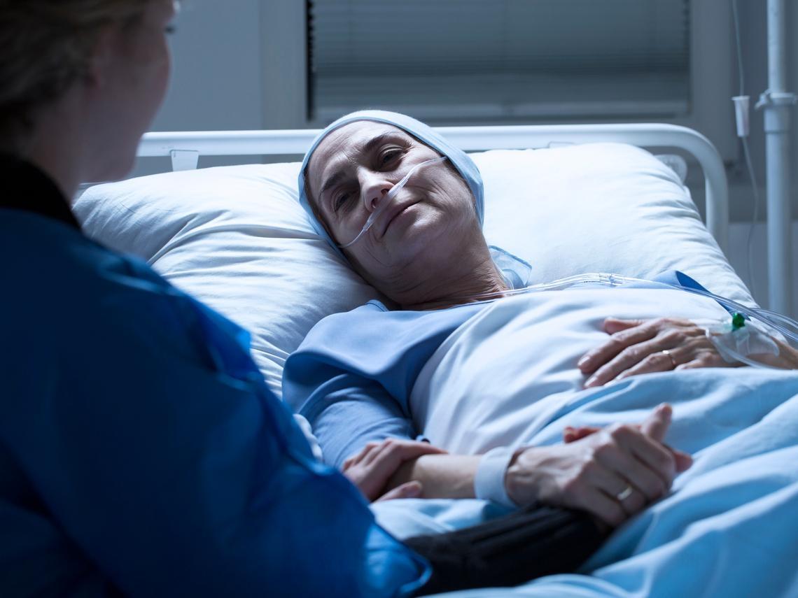 急性血癌 掌握黃金治療期