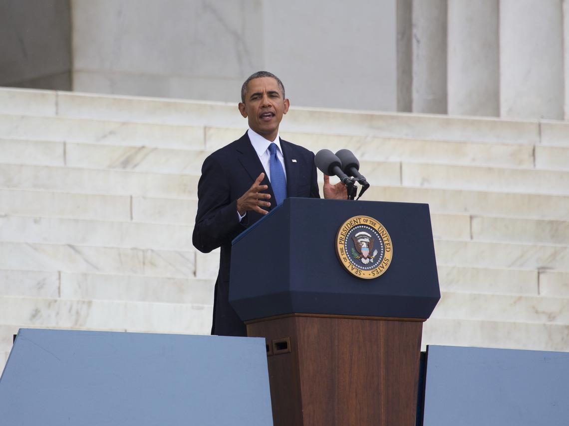 歐巴馬大膽「關門」 算計下的政治權謀