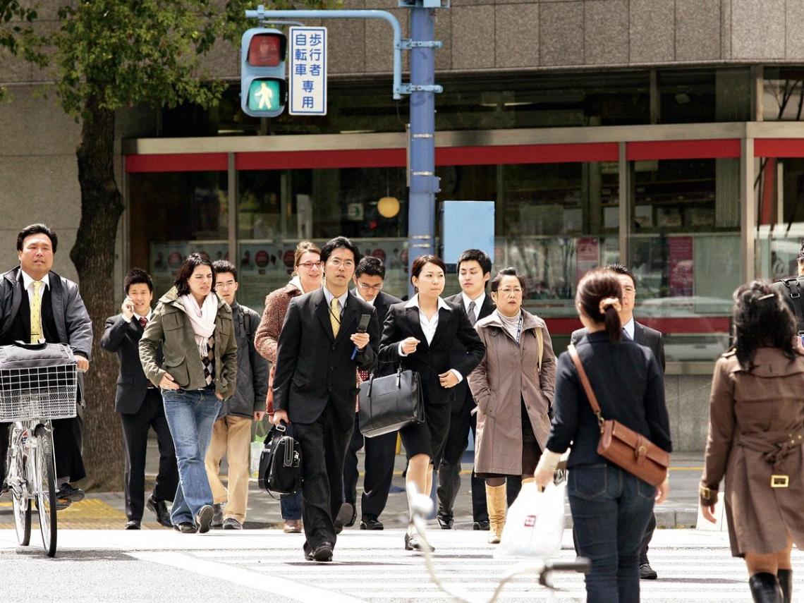 日本派遣氾濫 經濟長期停滯幫凶