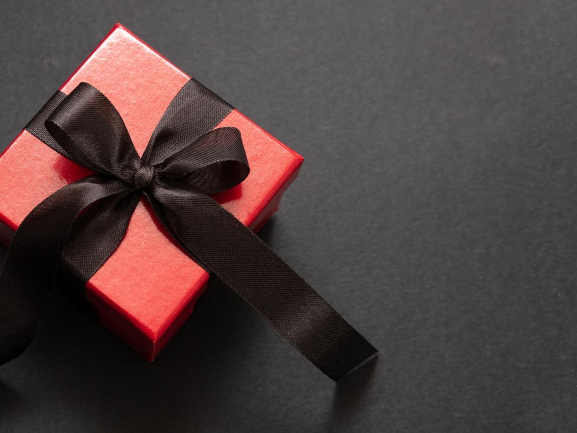 禮物背後的祕密